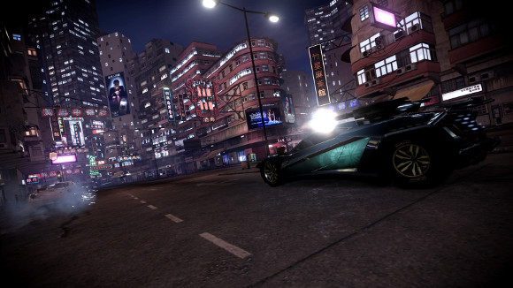 Sleeping Dogs (360, PC, PS3) Wheels of Fury DLC Launch Announcement - Screenshot 3