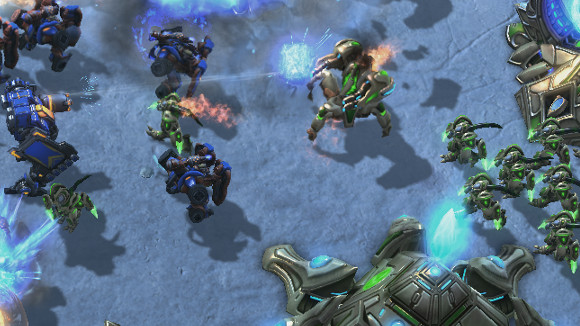 StarCraft II: Heart of the Swarm (PC) Release Event Announcement - Screenshot 1