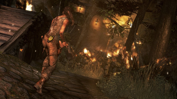 Tomb Raider (360, PC, PS3) BTS Ep 5 Launch Screenshots - Screenshot 4