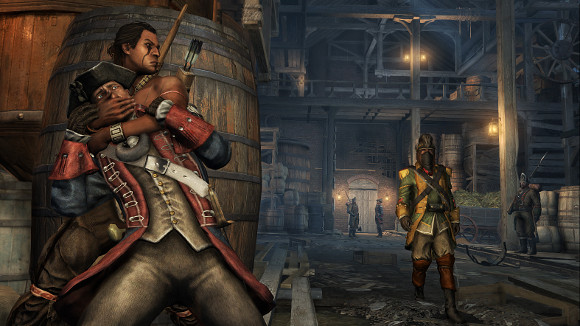Assassin&#039;s Creed III (360, PC, PS3) The Betrayal DLC Launch Announcement - Screenshot 1