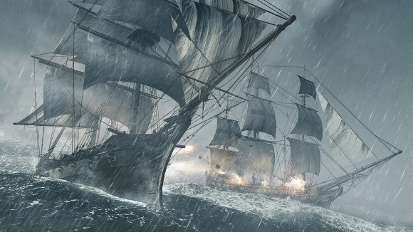 Assassins Creed IV Black Flag (360, PC, PS3, PS4, Wii U) Announcement - Screenshot 4