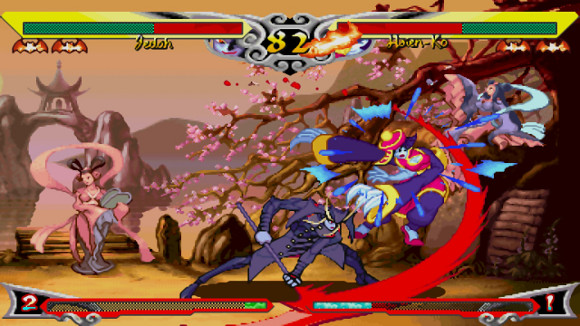 Darkstalkers Resurrection (360, PS3) Release Date Announcement - Screenshot 4