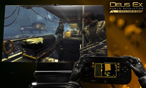 Deus Ex: Human Revolution Directors Cut (Wii U) Announcement - Screenshot 3