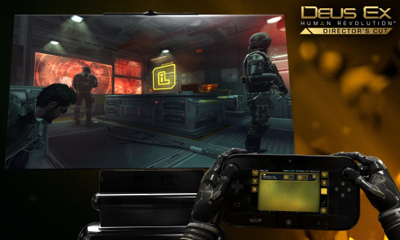 Deus Ex: Human Revolution Directors Cut (Wii U) Announcement - Screenshot 5