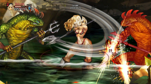 Dragons Crown (PS3, PSVita) Release Date Announcement - Screenshot 2