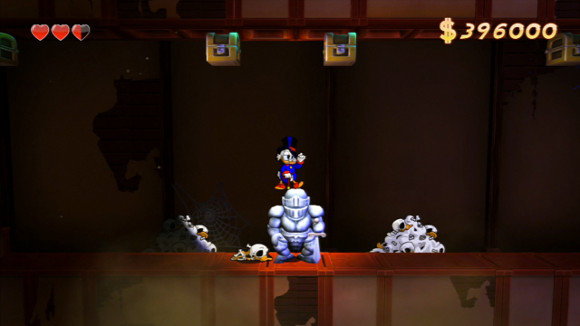 DuckTales Remastered (360, PC, PS3, Wii U) Announcement - Screenshot 1