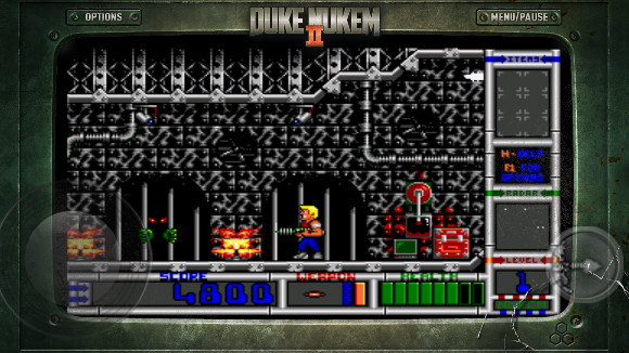 Duke Nukem II (iOS, PC) iOS Announcement - Screenshot 2
