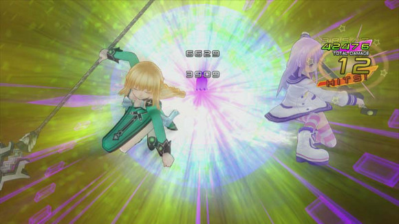 Hyperdimension Neptunia Victory (PS3) Launch Announcement - Screenshot 2