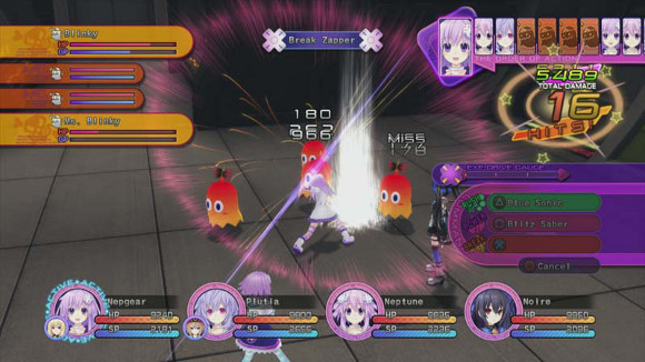 Hyperdimension Neptunia Victory (PS3) Launch Announcement - Screenshot 3