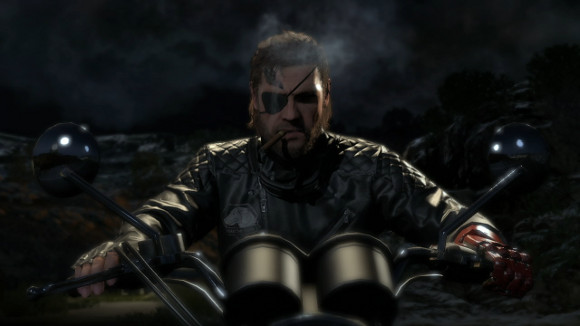 Metal Gear Solid V The Phantom Pain (360, PS3) GDC Trailer Announcement - Screenshot 3