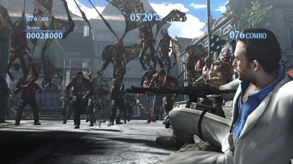 Resident Evil 6 x Left 4 Dead 2 (PC) Announcement - Screenshot 3