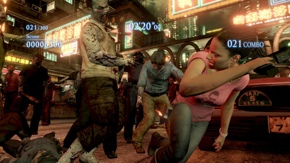Resident Evil 6 x Left 4 Dead 2 (PC) Announcement - Screenshot 7