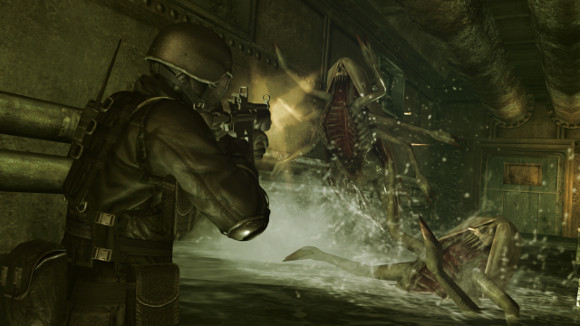 Resident Evil Revelations (360, PC, PS3, Wii U) Announcement - Screenshot 3