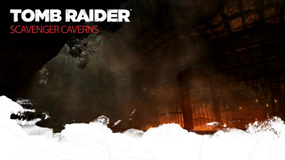 Tomb Raider (360, PC, PS3) Caves and Cliffs Multiplayer Map Pack Announcement - Art 2