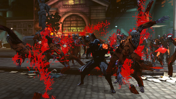 Yaiba Ninja Gaiden Z (360, PS3) Unreal Engine Announcement - Screenshot 8