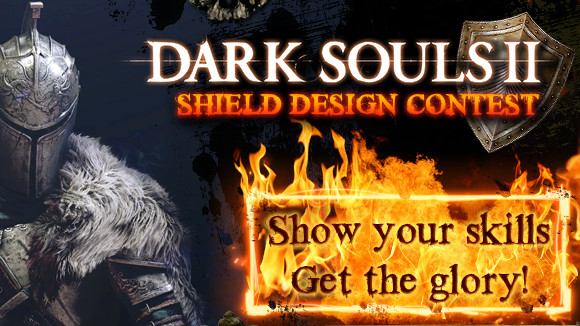 Dark Souls II (360, PC, PS3) Herald Design Announcement - Header