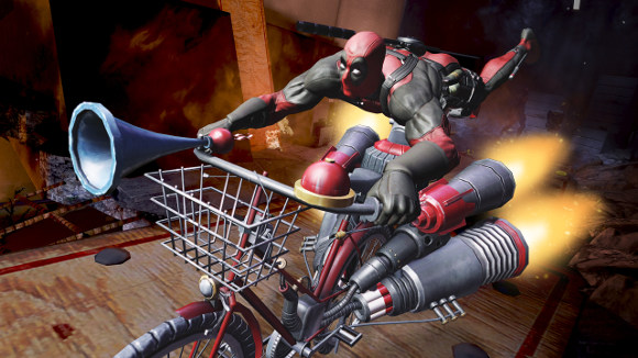 Deadpool (360, PC, PS3) Preorder Announcement - Screenshot 3