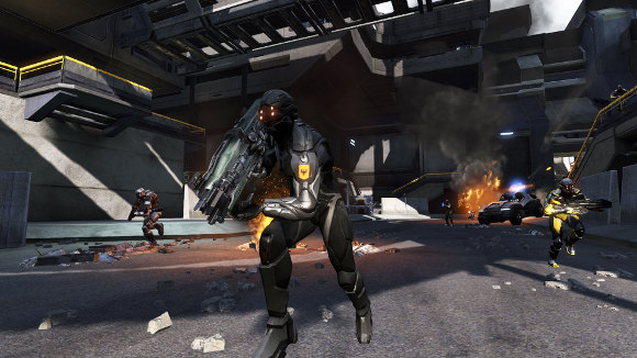 Dust 514 (PS3) Release Date Announcement - Screenshot 1