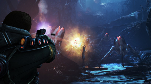 Lost Planet 3 (360, PC, PS3) MP Details Announcement - Screenshot 15