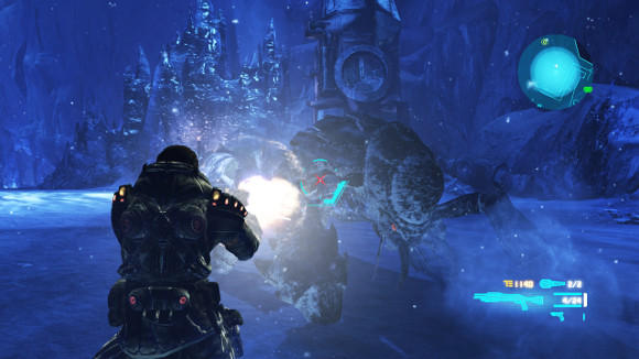 Lost Planet 3 (360, PC, PS3) MP Details Announcement - Screenshot 17