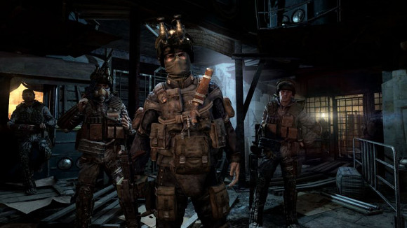 Metro Last Light (360, PC, PS3) System Spec Announcement - Screenshot 1