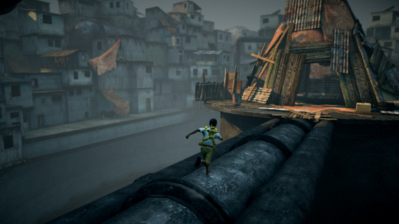 Papo & Yo (PC, PS3) PC Launch Announcement - Screenshot 7