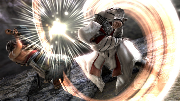 Soulcalibur V (360, PS3) Live Games on Demand and PS Store Announcement - Screenshot 2