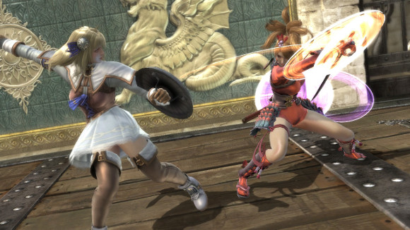 Soulcalibur V (360, PS3) Live Games on Demand and PS Store Announcement - Screenshot 3