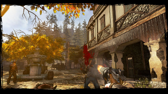 Call of Juarez Gunslinger (360, PC, PS3) May Media Announcement - Screenshot 3
