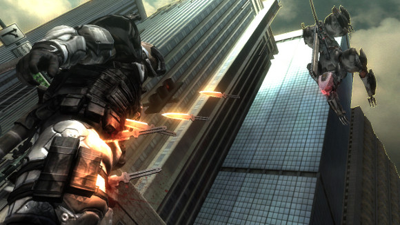 Metal Gear Rising Revengeance (360, PC, PS3) Bladewolf DLC Release Date Announcement - Screenshot 4