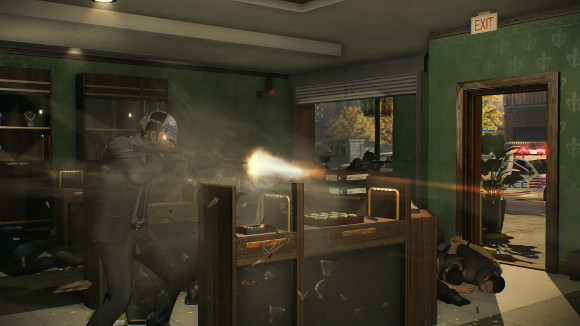 Payday 2 (360, PC, PS3) Console Retail Announcement - Screenshot 5