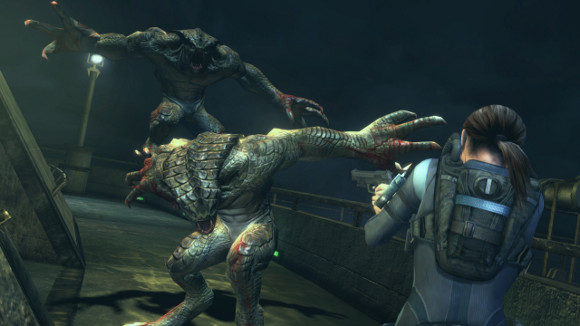 Resident Evil Revelations (360, PC, PS3, Wii U) Launch Announcement - Screenshot 2