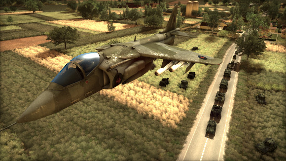 Wargame AirLand Battle (PC) Launch Announcement - Screenshot 1