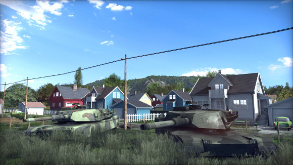 Wargame AirLand Battle (PC) Launch Announcement - Screenshot 2