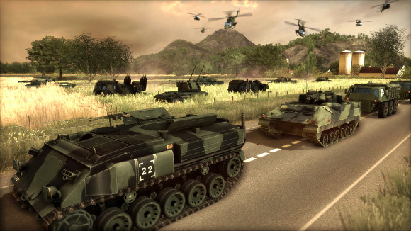 Wargame AirLand Battle (PC) Launch Announcement - Screenshot 6