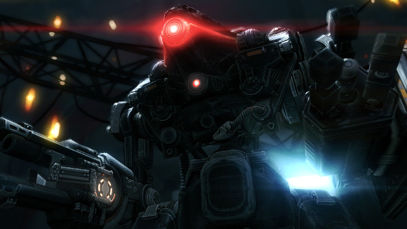 Wolfenstein The New Order (360, PC, PS3) May Media - Screenshot 11