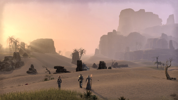 Bethesda (E3 2013) The Elder Scrolls Online (Mac, PC, PS4, Xbox One) Screenshot 5