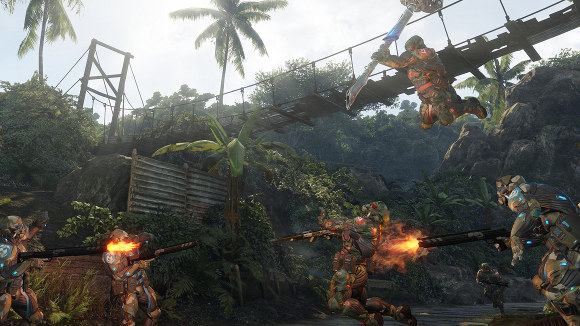 Crysis 3 (360, PC, PS3) The Lost Island DLC Announcement - Screenshot 4