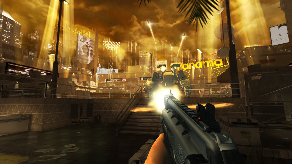 Deus Ex: The Fall (Android, iOS) Announcement - Screenshot 1
