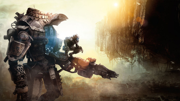Titanfall (PC, Xbox 360, Xbox One) Announcement - Art