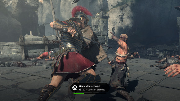 Xbox (System) E3 2013 Announcements - Xbox One Upload Studio (Ryse Son of Rome)