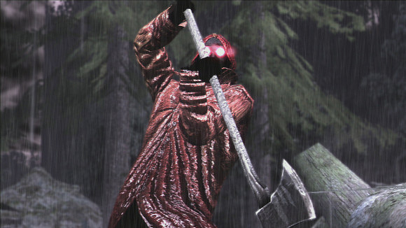Deadly Premonition Directors Cut (PC, PS3) PC Steam Greenlight Announcement - Screenshot 2