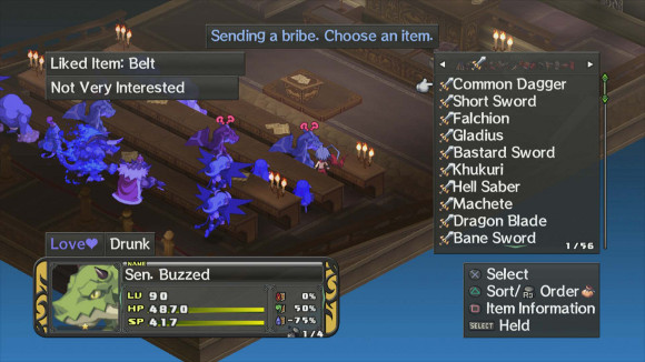 Disgaea D2 A Brighter Darkness (PS3) July Screens Announcement - Screenshot 5