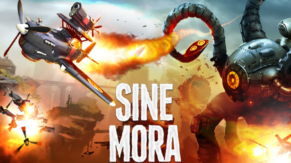 Sine Mora (Android, iOS) Mobile and iOS Launch Annoucnement - Header