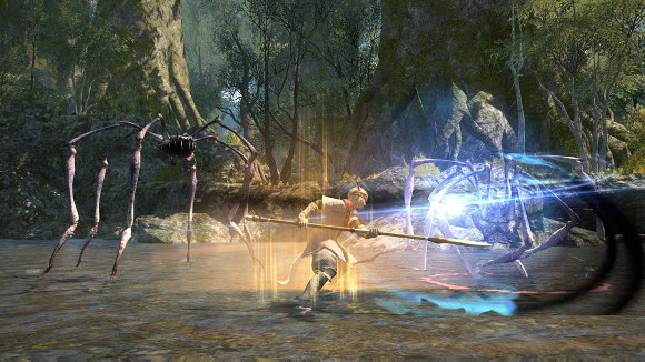 Final Fantasy XIV A Realm Reborn (PC, PS3) Launch Announcement - Screenshot 4