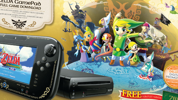 Nintendo Wii U (System) Price Drop and Bundle Announcement - Header