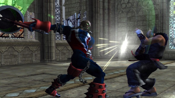 Soulcalibur II HD Online (360, PS3) Spawn and Heihachi Announcement - Screenshot 8