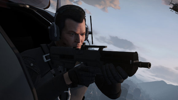 Grand Theft Auto V (360, PS3) August Screenshots II - Screenshot 1