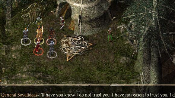 Baldurs Gate 2 Shadows of Amn Extended Edition (PC) Oct Media Announcement - Screenshot 5