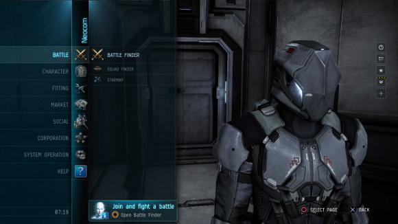 Dust 514 (PS3) Uprising 1.5 Launch Announcement - Screenshot 1
